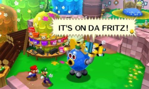 Mario & Luigi Dream Team 01