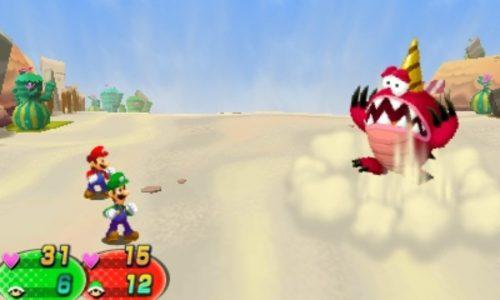 Mario & Luigi Dream Team 02