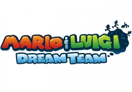 Mario & Luigi Dream Team Logo