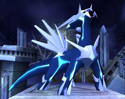 Get the Legendary Pokemon Dialga starting today at Gamestop