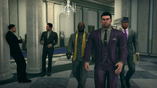 Saints Row IV President