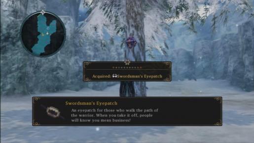 Tales of Xillia - Tulea Tundra - Aifread Treasure