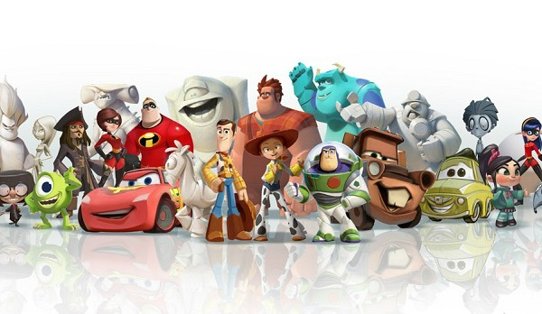 Infinity The Game Characters