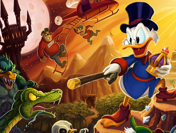 Ducktales: Remastered Review