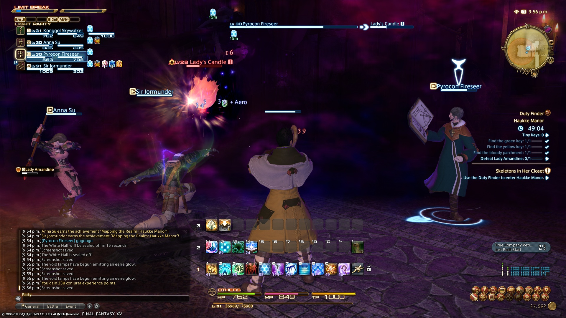 ... guides. Visit our Final Fantasy XIV: A Realm Reborn Game Guide page