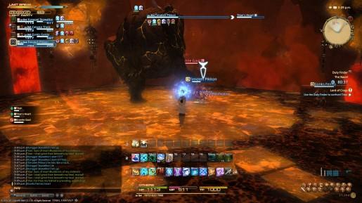 Final Fantasy XIV - Titan Primal 02
