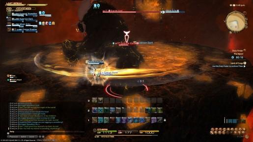 Final Fantasy XIV - Titan Primal 03
