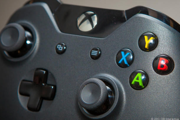 Xbox One controller will work on PC in 2014