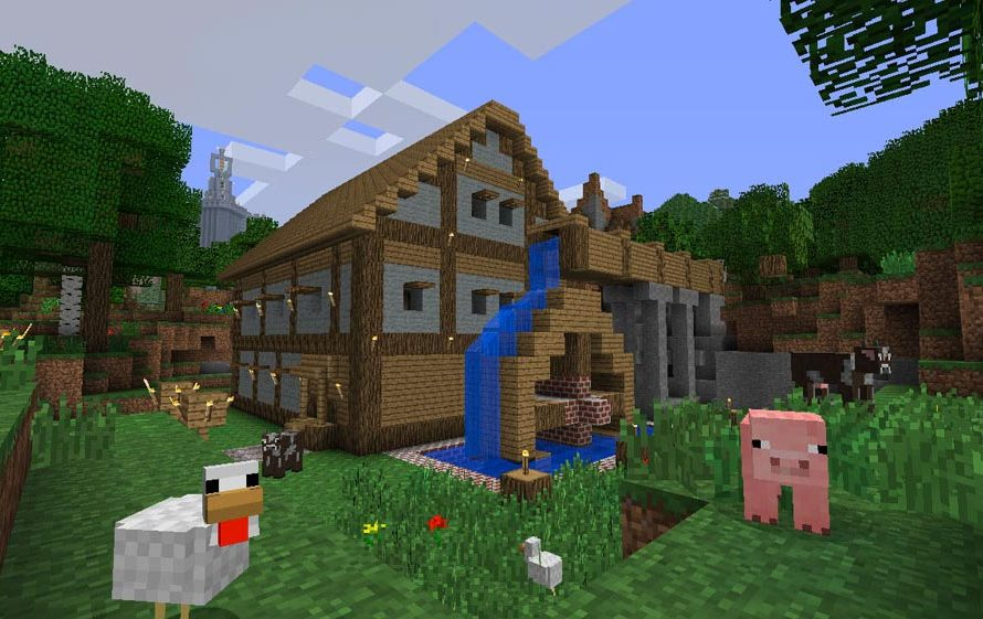 Gamescom 2013: Minecraft coming to PlayStation 4 at launch