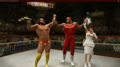 Miss Elizabeth Confirmed As A Manager In WWE 2K14