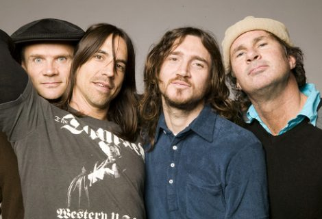 Red Hot Chili Peppers Gone From Rock Band