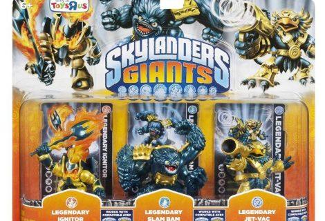 Skylanders Is The Best Selling Toy Franchise In 2013