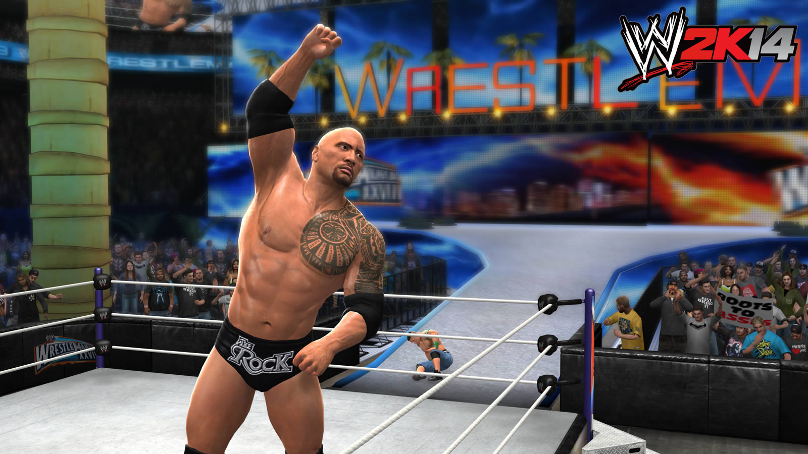 all 45 matches in wwe 2k14's 30 years of wrestlemania