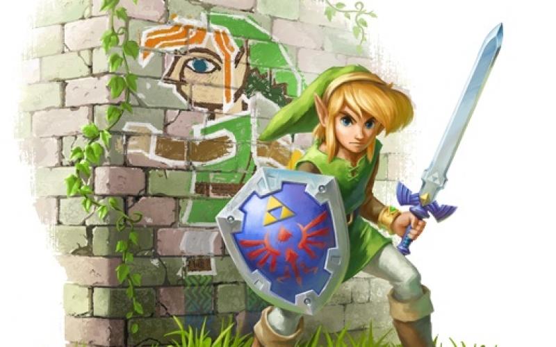 Nintendo debuts The Legend of Zelda: A Link Between Worlds commercial