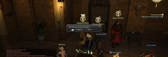 Final Fantasy XIV – Grand Companies Detailed