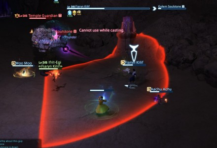 Final Fantasy XIV - The Sunken Temple of Qarn 10
