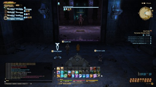 Final Fantasy XIV - The Sunken Temple of Qarn 15
