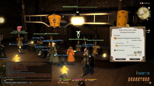 Final Fantasy XIV - Grand Company 04