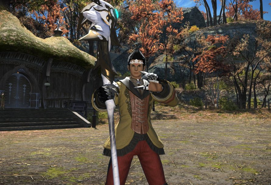 Final Fantasy XIV Guide – Acquiring the Relic Weapons