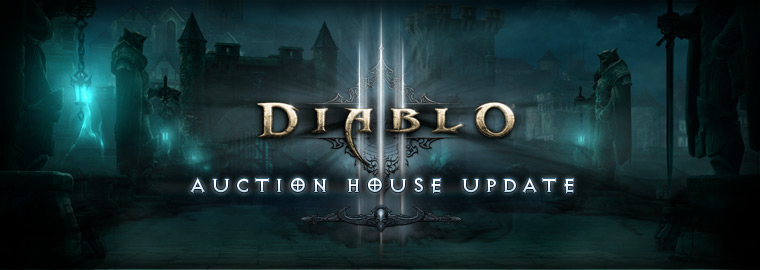 Diablo 3 Auction House closing in 2014