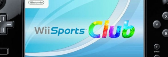Wii Sports Club coming as downloadable title to Wii U