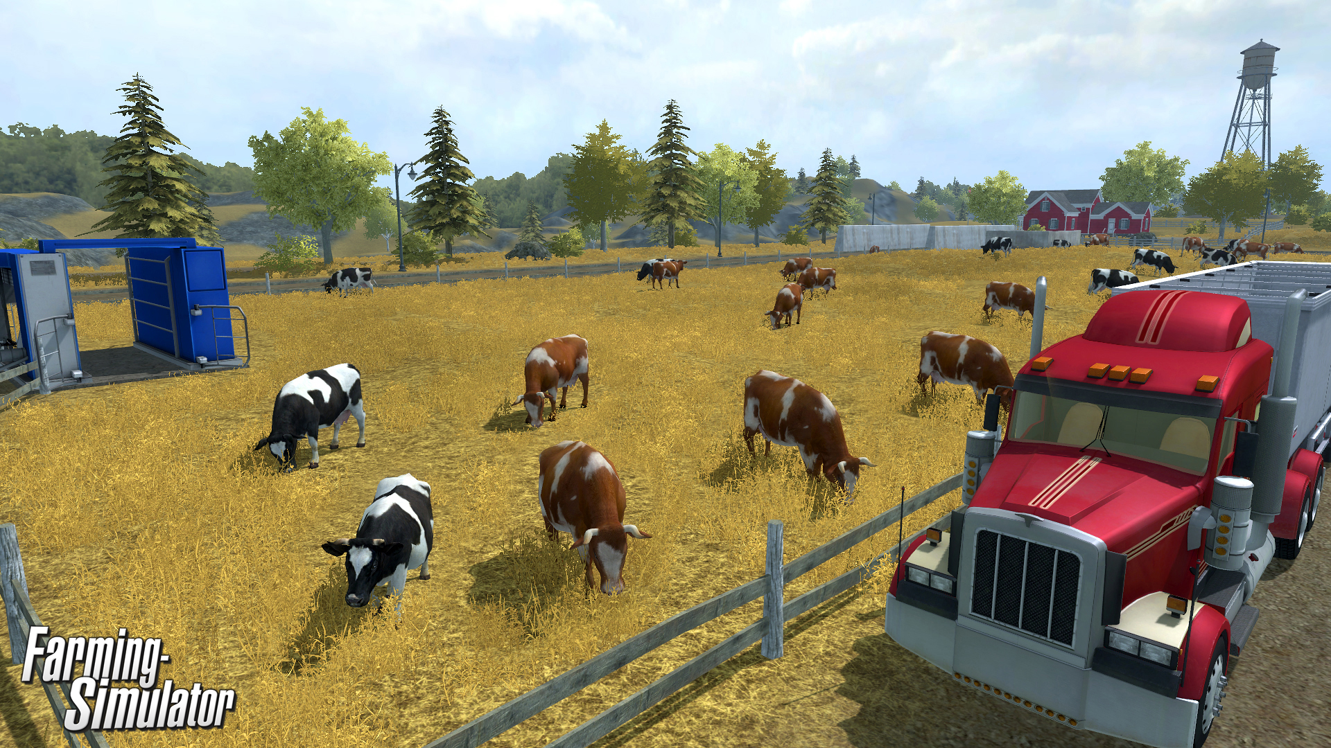 Farming Simulator is soon to be arriving on consoles, with all of its