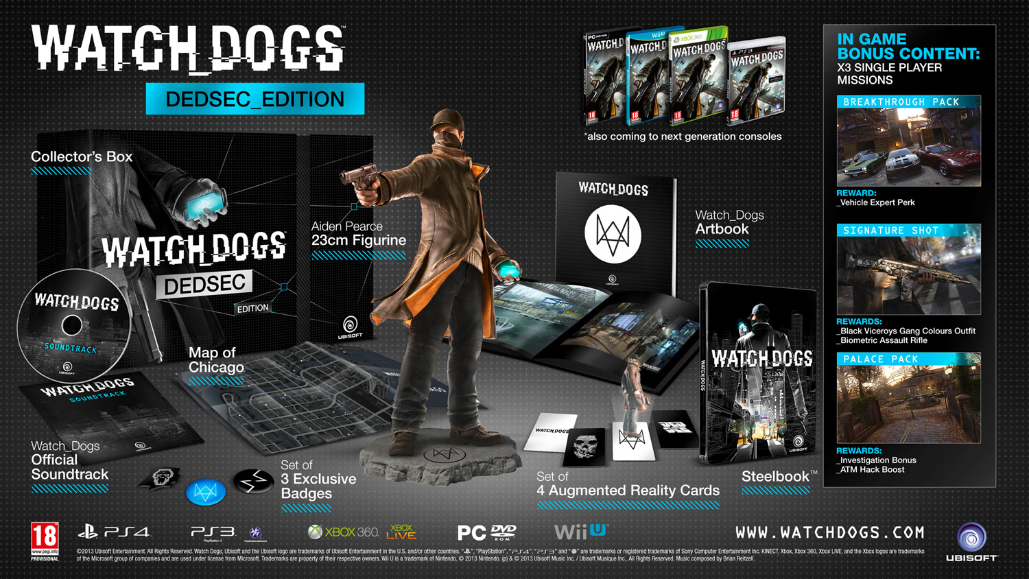 When Is Watch Dogs  Coming Out For Pc