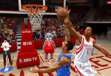 Slamming New NBA Live 14 Screenshots
