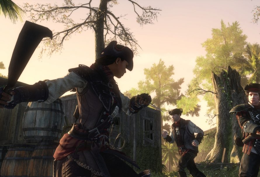 Assassin's Creed Liberation HD coming to PS3 this January