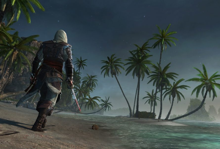 Assassin's Creed 4 requires a title update to output 1080p on PS4