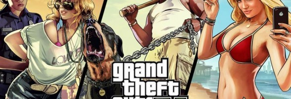 Small Grand Theft Auto V Update Now Available