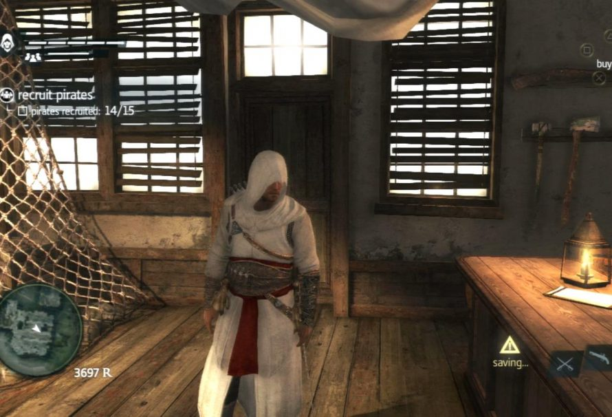 Assassin's Creed 4 Guide – Getting Altair, Ezio and Connor's Costumes