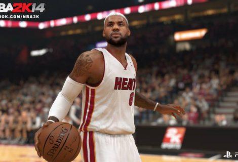 NBA 2K14 Next-Gen Runs At 60fps and 1080p
