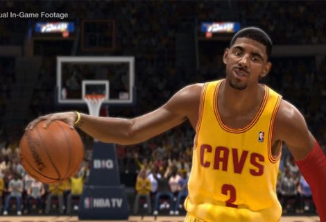 NBA Live 14 Dribbling Tutorial