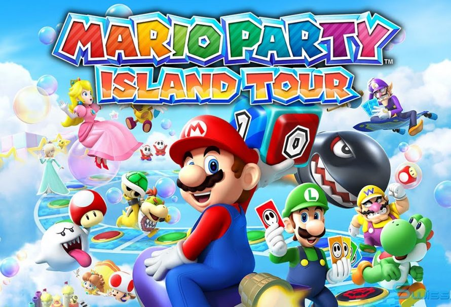 Mario Party Tour Island Ds
