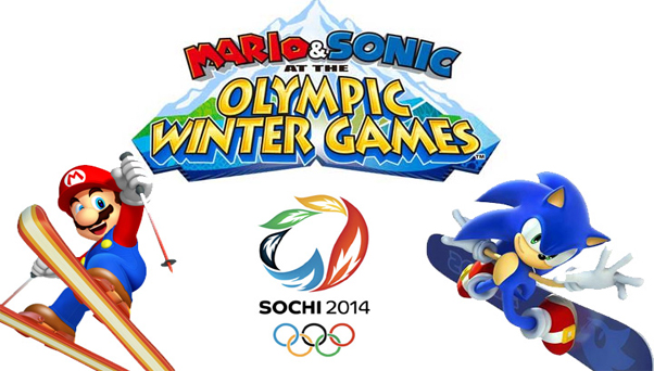 Mario & Sonic at the Sochi 2014 Olympic Winter Games Review