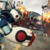 Mega Man appears in Dead Rising 3