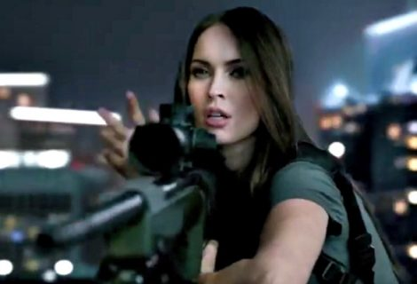 Call of Duty: Ghosts Commercial Starring Megan Fox