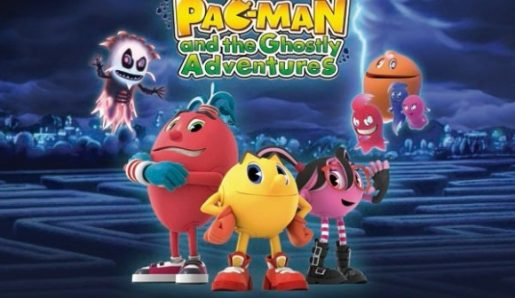 Pac-Man and the Ghostly Adventures (1)