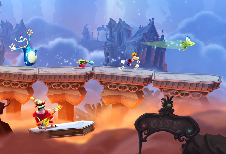 Rayman Legends coming to PlayStation 4 and Xbox One in February