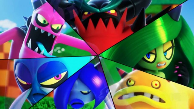 Sonic: Lost World (Wii U) Review