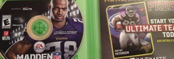 Xbox One Game Cases Differ From Last Gen