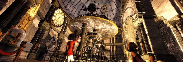 Contrast PlayStation 4 Regional Release Dates Confirmed
