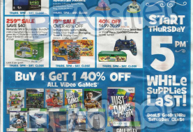 Toys R Us Black Friday ad leaked