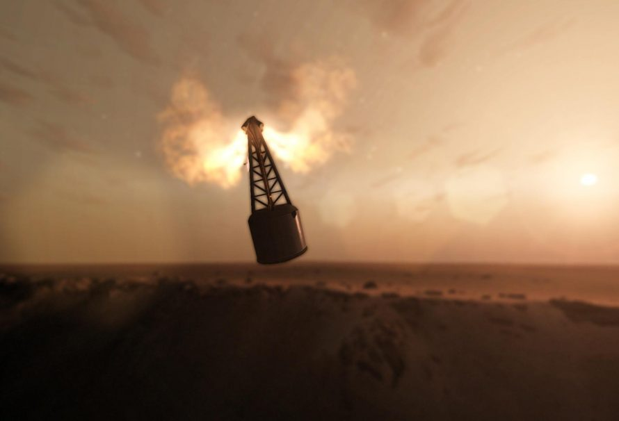 Third major update for 'Take On Mars' released