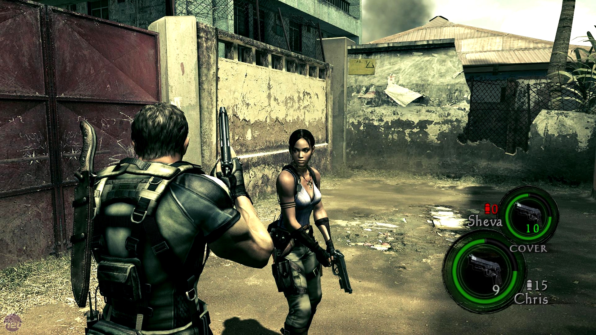 Resident Evil 5 Is Cap s Best Selling Game Ever
