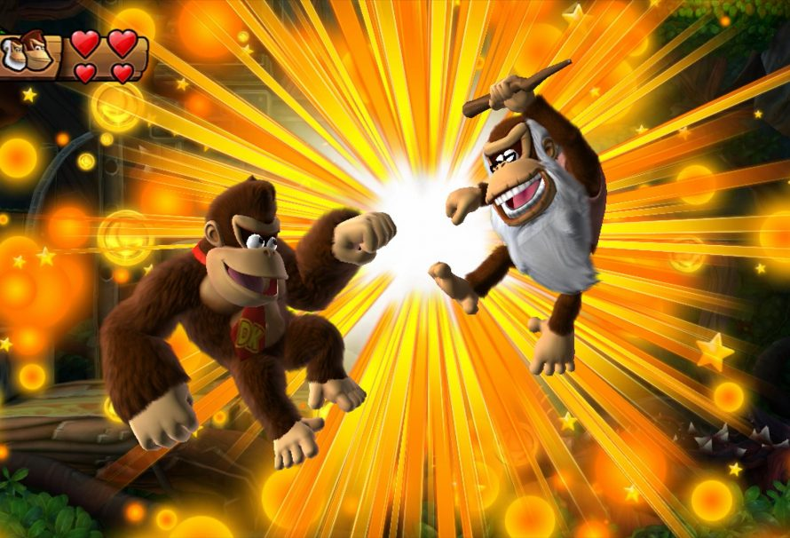 Donkey Kong Country: Tropical Freeze Is Native 720p