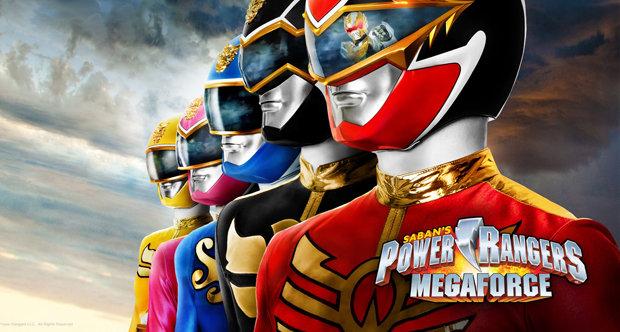 Power Rangers Megaforce Review