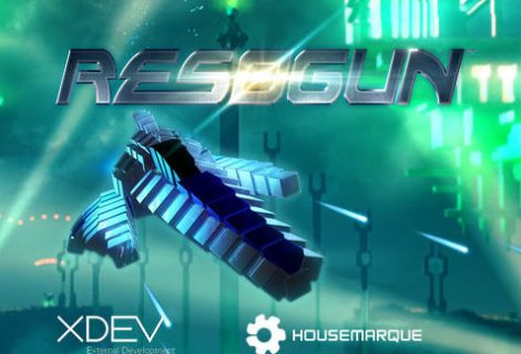 Resogun (PS4) Review