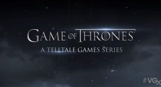 Telltale's Game of Thrones coming this week